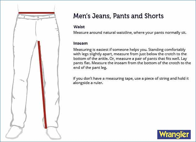 Men's Western Jeans and Pants
