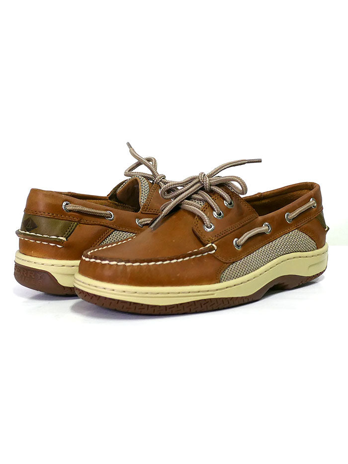 Sperry 0799320 Men/'s Billfish 3-Eye Top-Sider Boat Dark Tan Sneaker