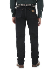 Wrangler Cowboy Cut Regular Fit Jeans Shadow Black - 13MWZWK Wrangler - J.C. Western® Wear