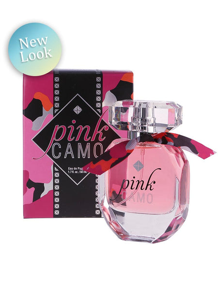 Pink Camo Women's Authentic Western Perfume 90650 92304