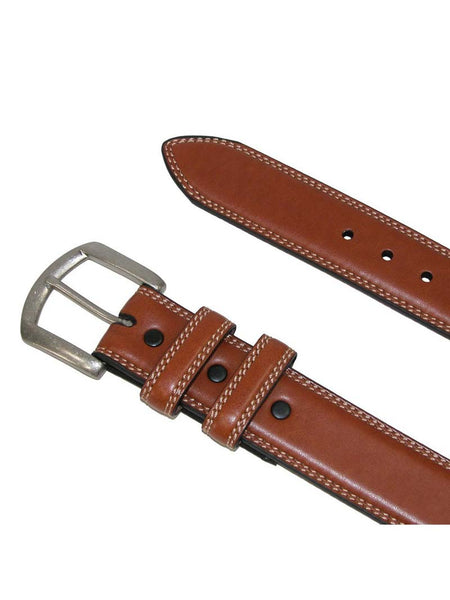 Danbury Mens Double Loop Belt Work Belt 5597500 Danbury - J.C. Western® Wear