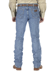 Wrangler Premium Performance Cool Vantage Cowboy Cut Slim Fit Jean Light Stone - 36MCVLS Wrangler - J.C. Western® Wear