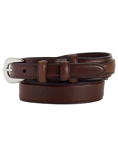 Gem Dandy Oil Tanned Leather Ranger Belt - 5547500-Brown