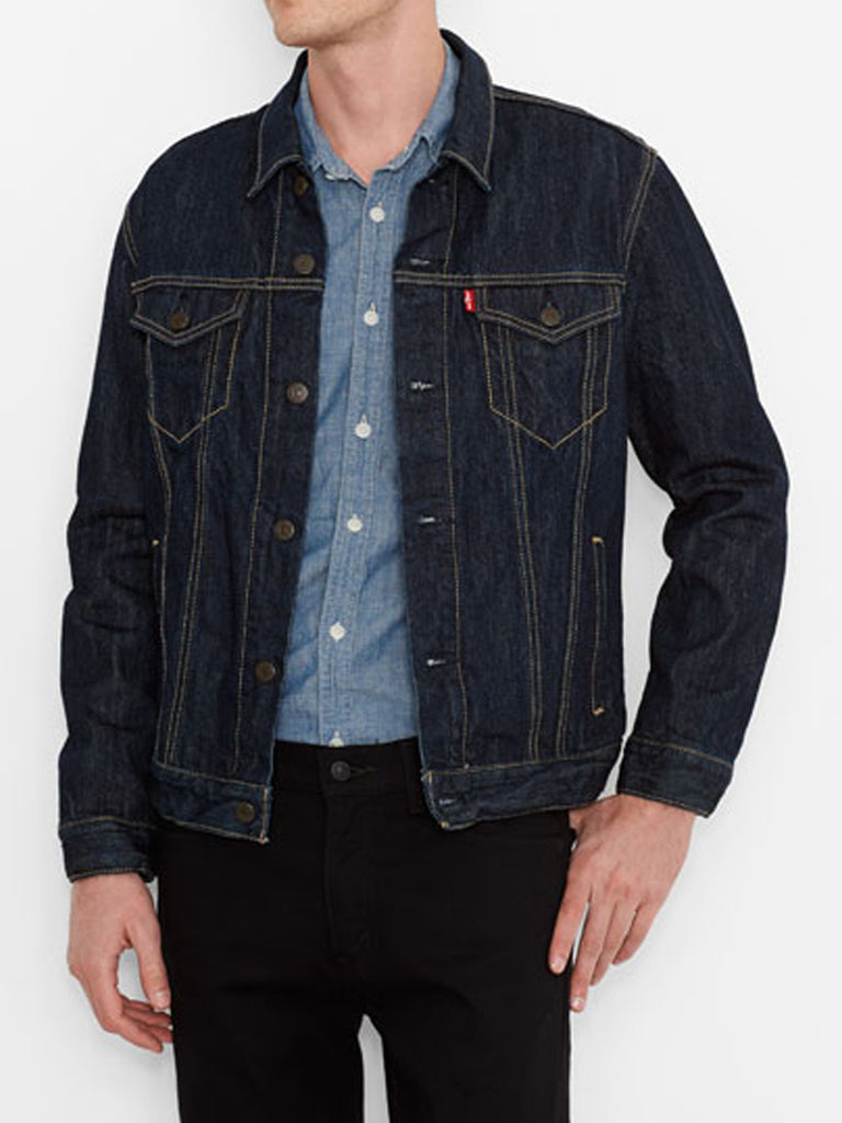 Levi's Rinse Denim Jacket Levis - J.C. Western® Wear