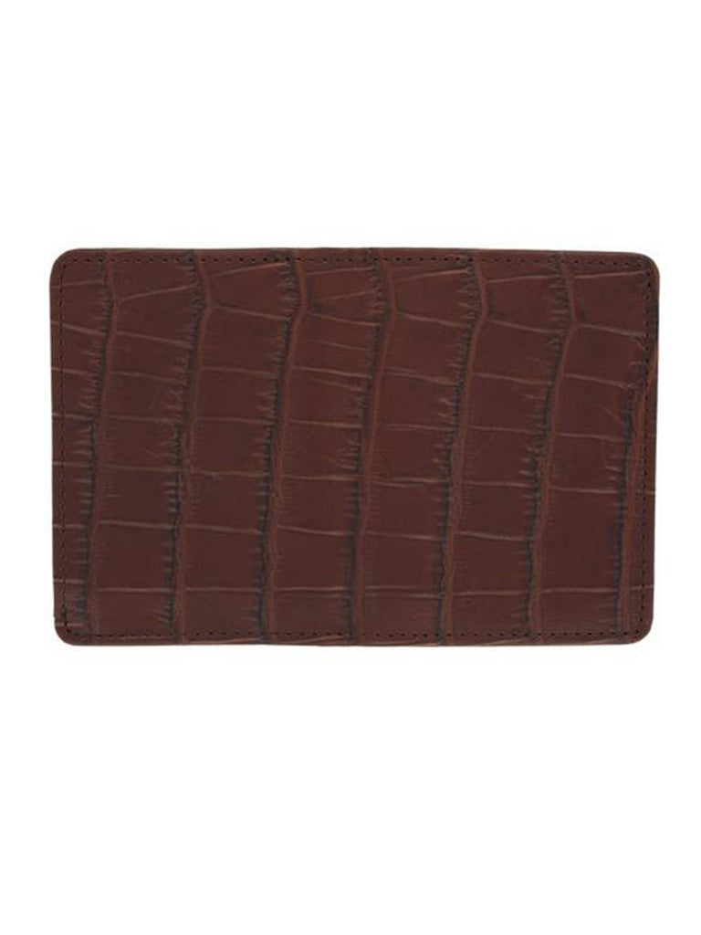 Brighton Rockefeller Flip Wallet Brown Brighton - J.C. Western® Wear
