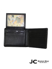 Inside of Brighton Forbes Passcase Wallet Black Brighton - J.C. Western® Wear