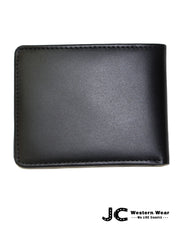 Brighton Forbes Passcase Wallet Black folding Brighton - J.C. Western® Wear