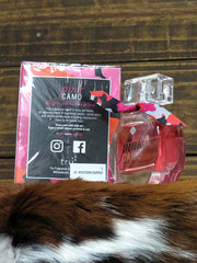 Pink Camo Women's Authentic Western Perfume 90650 New Packaging