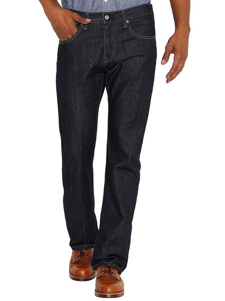 Mens Levi's 527 Slim Bootcut Jeans 055274010 Denim