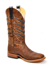 Anderson Bean Mens Western Boot 0107A-9216L Brown Anderson Bean - J.C. Western® Wear