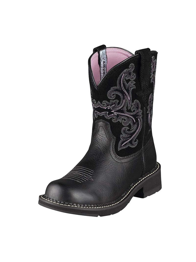 Ariat 10004729 Womens Fatbaby II Boot Black
