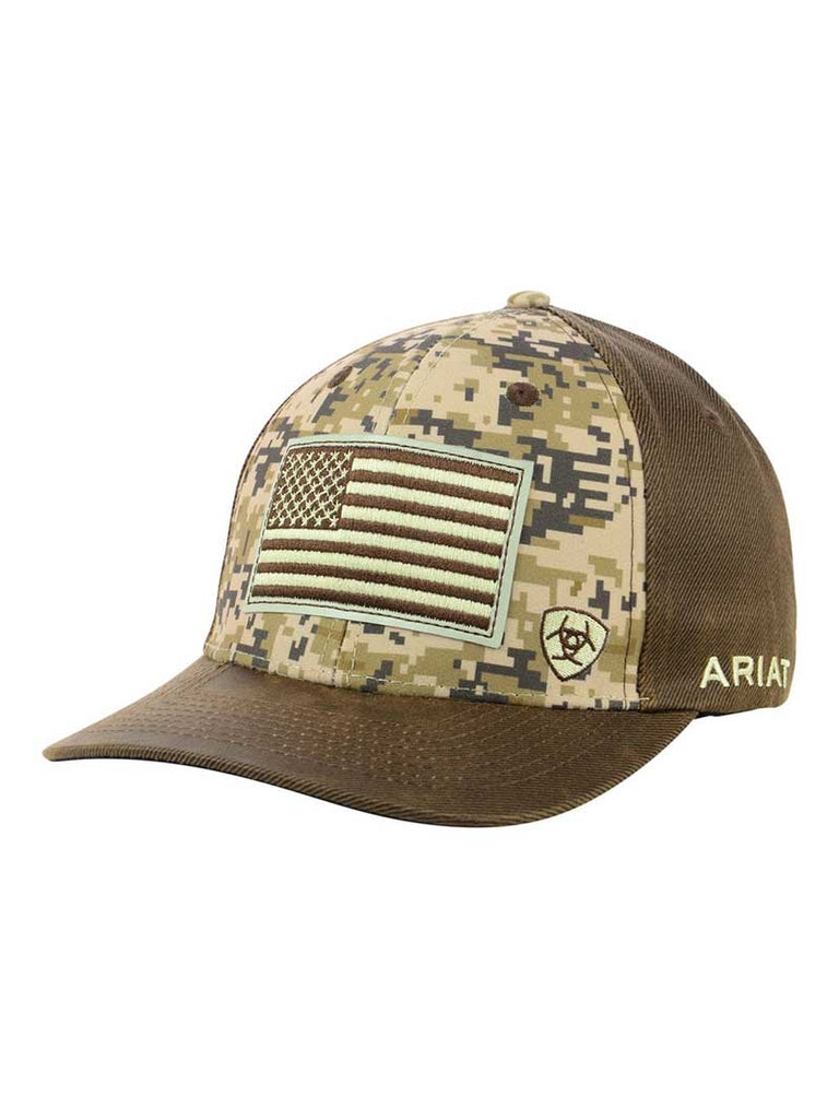 71130e01f where to buy ariat oilskin trucker hat a8257 ee904