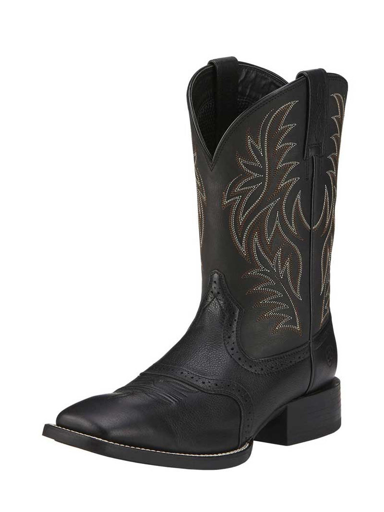 Ariat® Mens Sport Western Wide Square Toe Boot 10016292 Ariat - J.C. Western® Wear