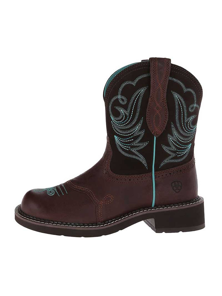 Ariat® Womens Fatbaby Heritage Dapper Western Boots 10016238