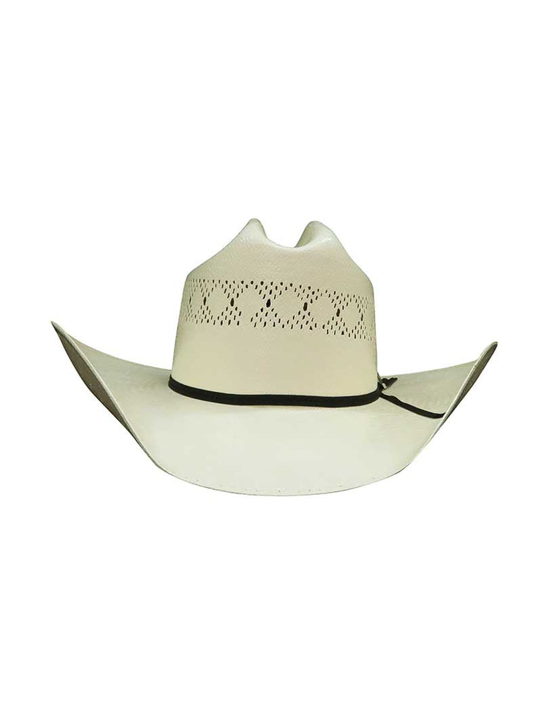 Ariat Mens 10X Double S Vented Straw Hat A73134