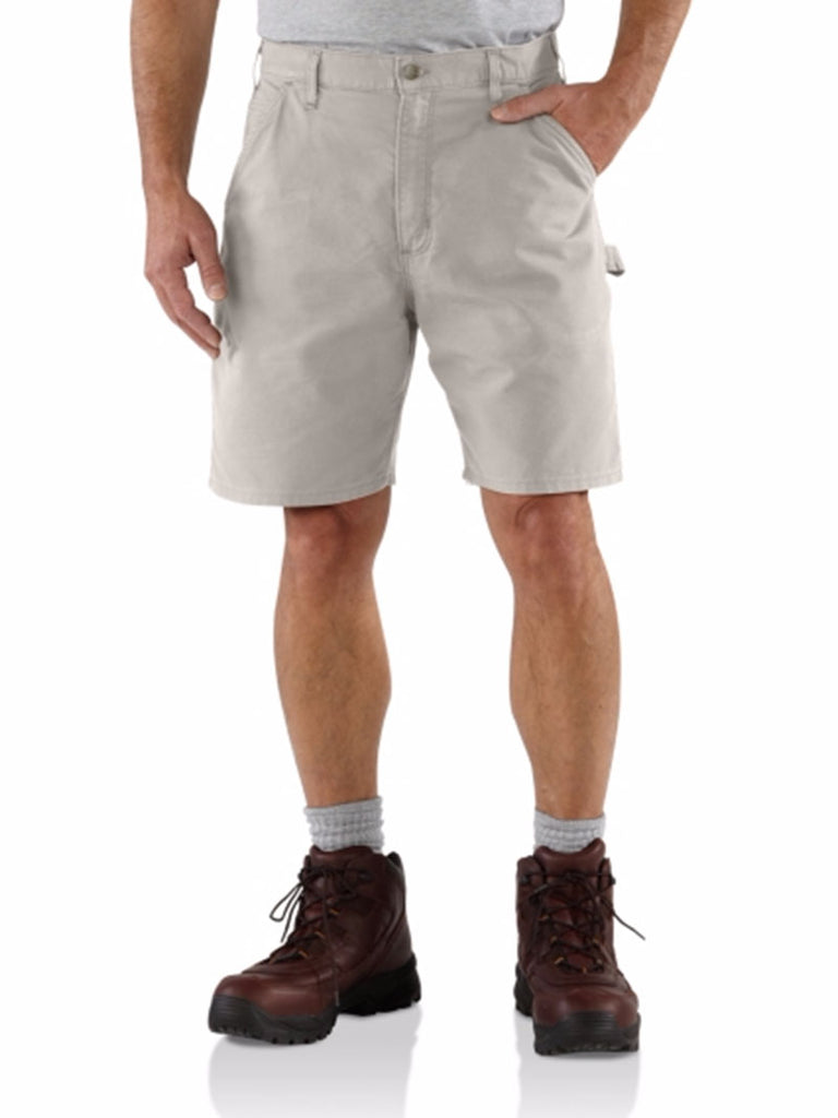 Carhartt Canvas Cell Phone Work Shorts - B144PUT Carhartt - J.C. Western® Wear