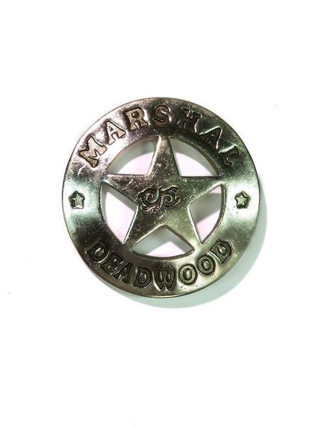 Marshal Deadwood Western Replica Badge BW-29