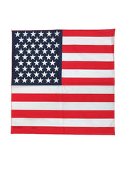 "American Flag Bandana 21"" USA Flag Headband"