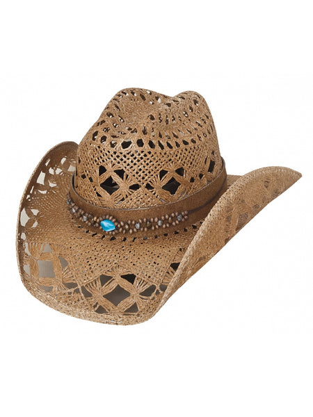 "Bullhide ""Bean Me Up"" Straw Hat - 2802"