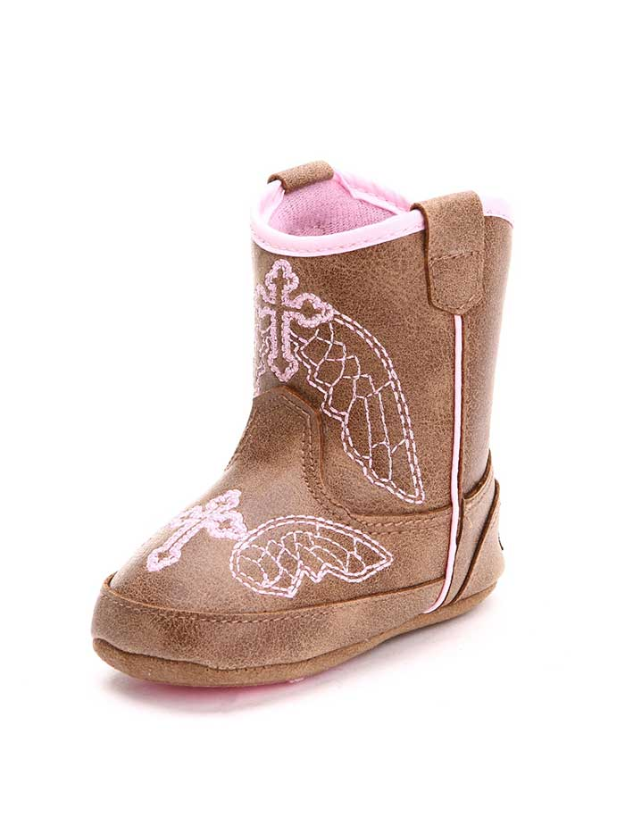 Baby Buckers Gracie Cowgirl Boots
