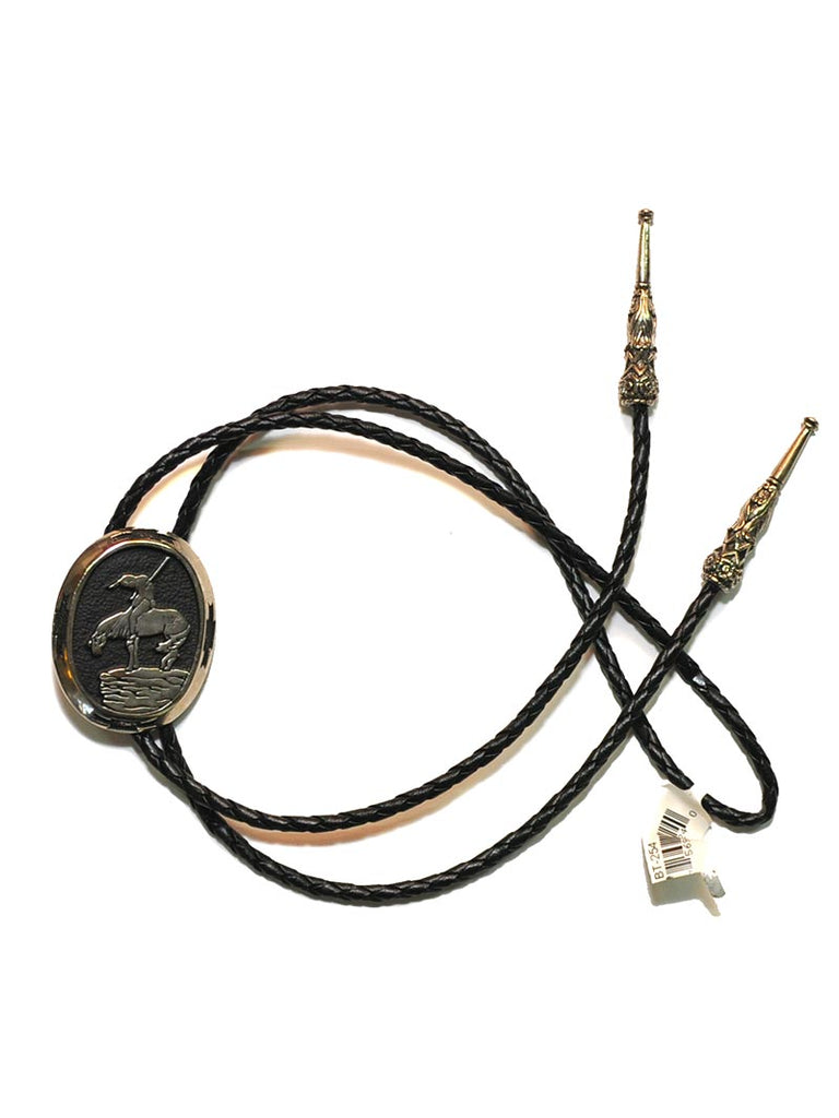 End of the Trail Bolo Tie BT-254