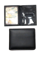 Brighton Forbes Passcase Wallet Black 89523 Outside