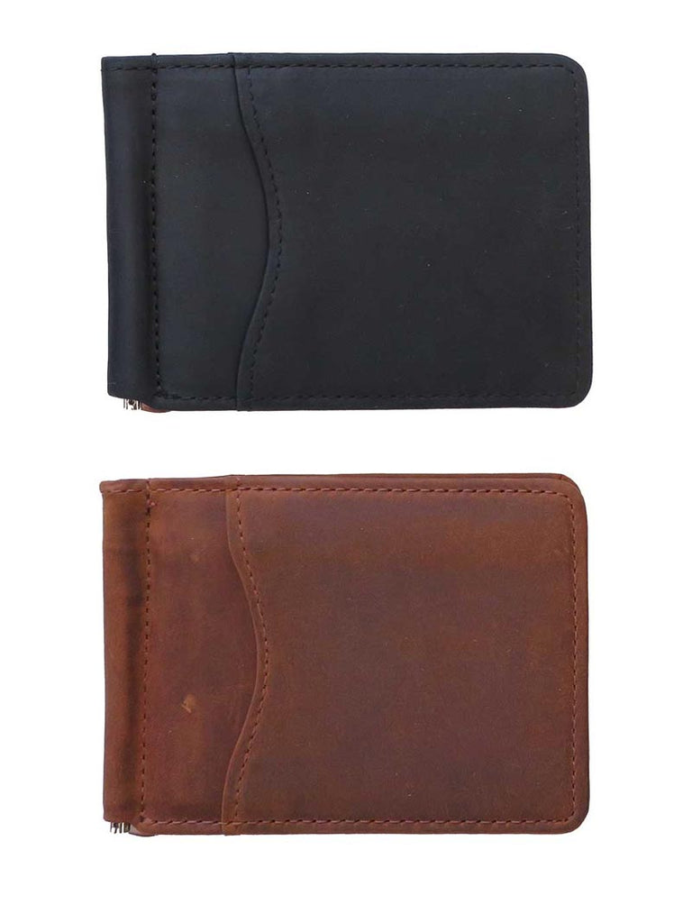 Brighton Vanderbilt Moneyclip Leather Wallets E70103 E70109