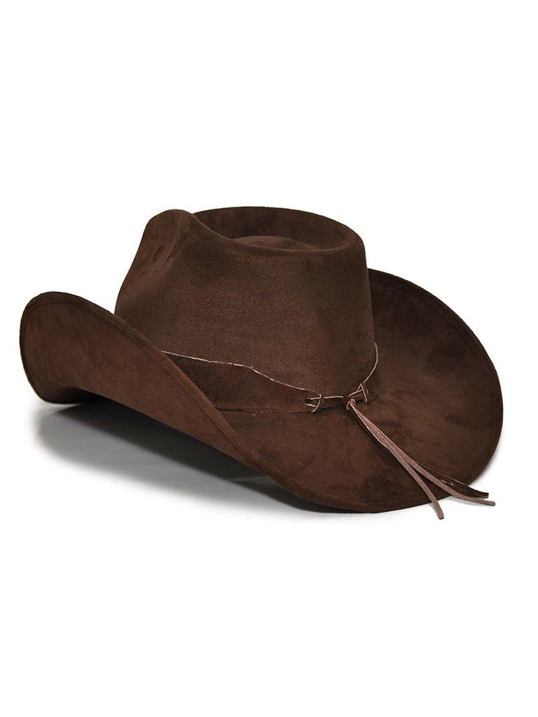 Bullhide Shadow In The Dust Chocolate Cowboy Hat 0644CH Bullhide - J.C. Western® Wear