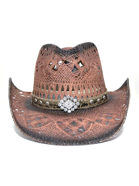Bullhide Run A Muck Magnificent Straw Hat 2940 Bullhide - J.C. Western® Wear