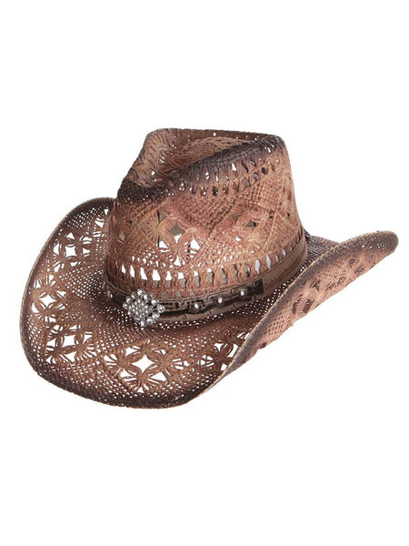 3e10ee1ea4c ... J.C. Western® Wear. Bullhide Run A Muck Magnificent Straw Hat 2940