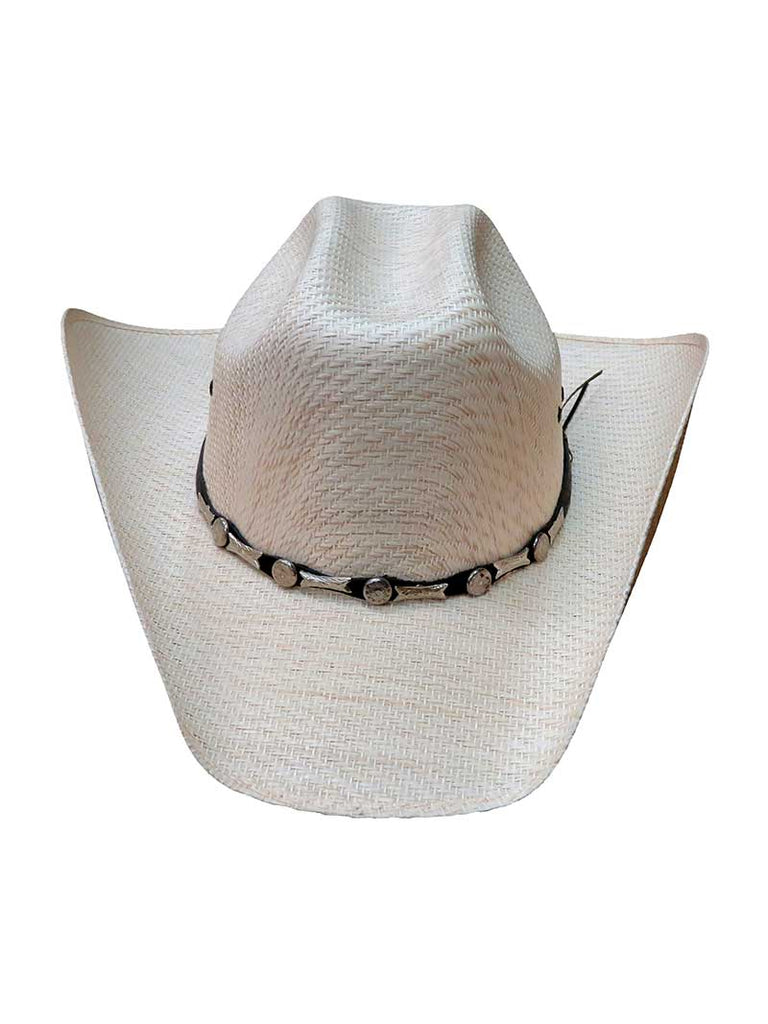Justin Moore by Bullhide Backwoods 50x Straw Hat 2692