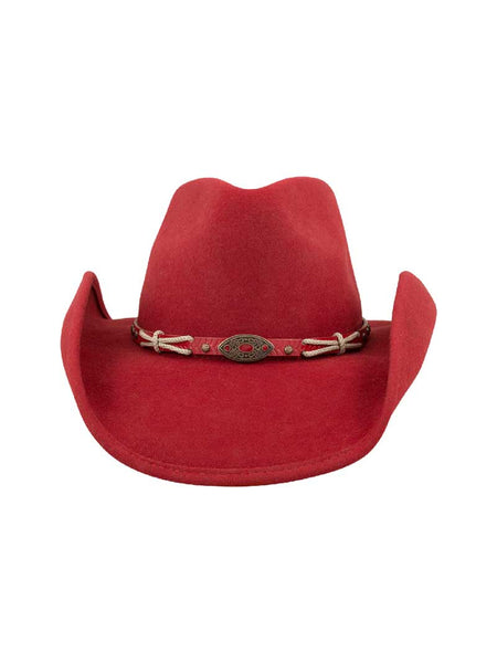 Bullhide EMOTIONALLY CHARGED Premium Wool Western Hat 0678R