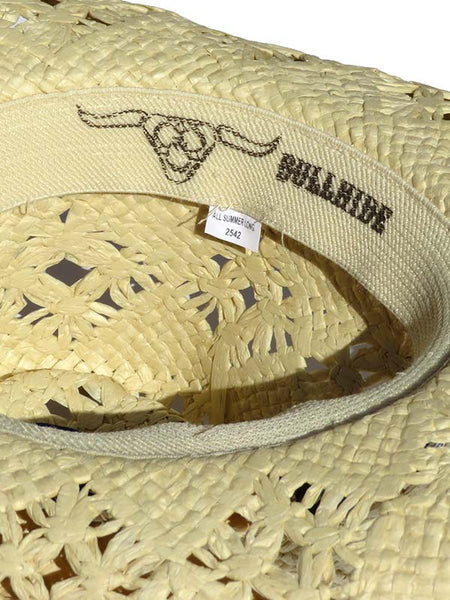 Bullhide All Summer Long Studs and Beads Cowboy Hat 2542-NAT