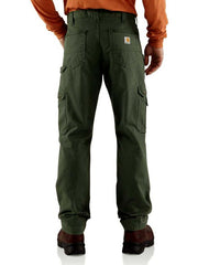 Carhartt Mens Relaxed Fit Ripstop Cargo Work Pant B342
