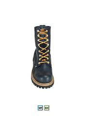 "Womens 8"" Carolina Waterproof Logger - CA420 - B"