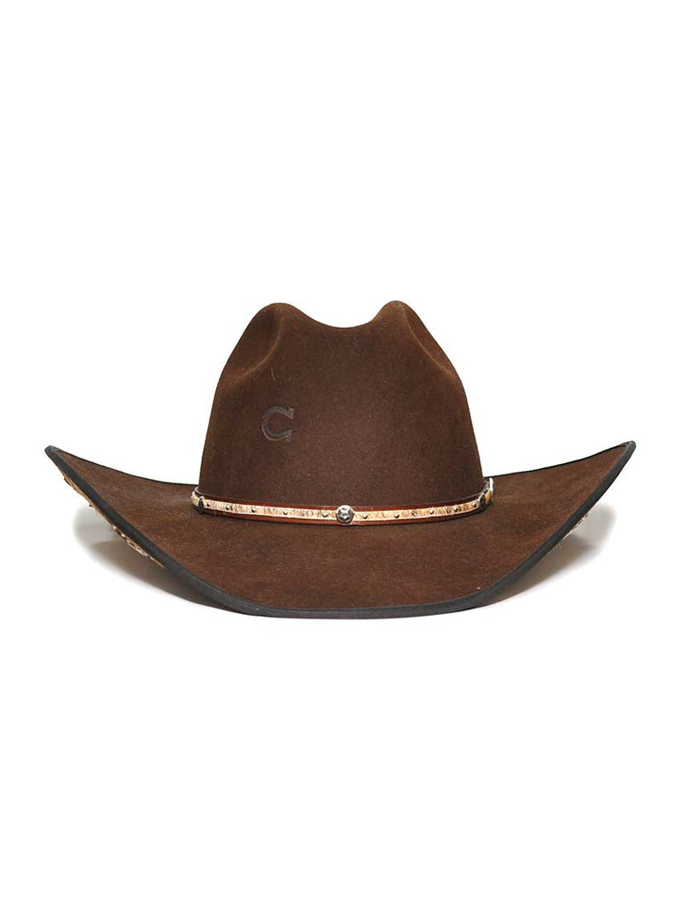 Charlie 1 Horse Back At The Ranch Almost Famous Felt Hat CWAMFM-2040 Charlie 1 Horse - J.C. Western® Wear
