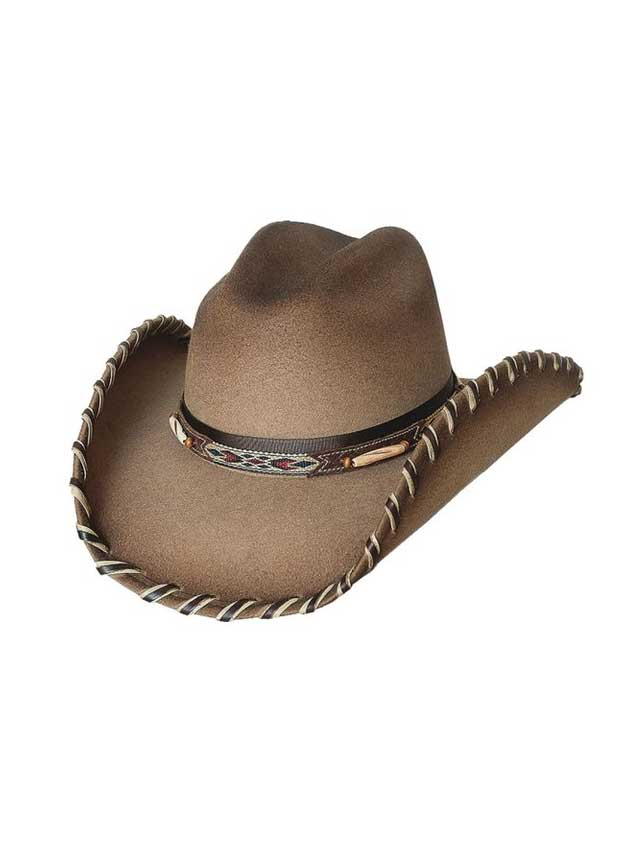 "Bullhide American Frontier Collection ""Cheyenne"" Felt Hat"