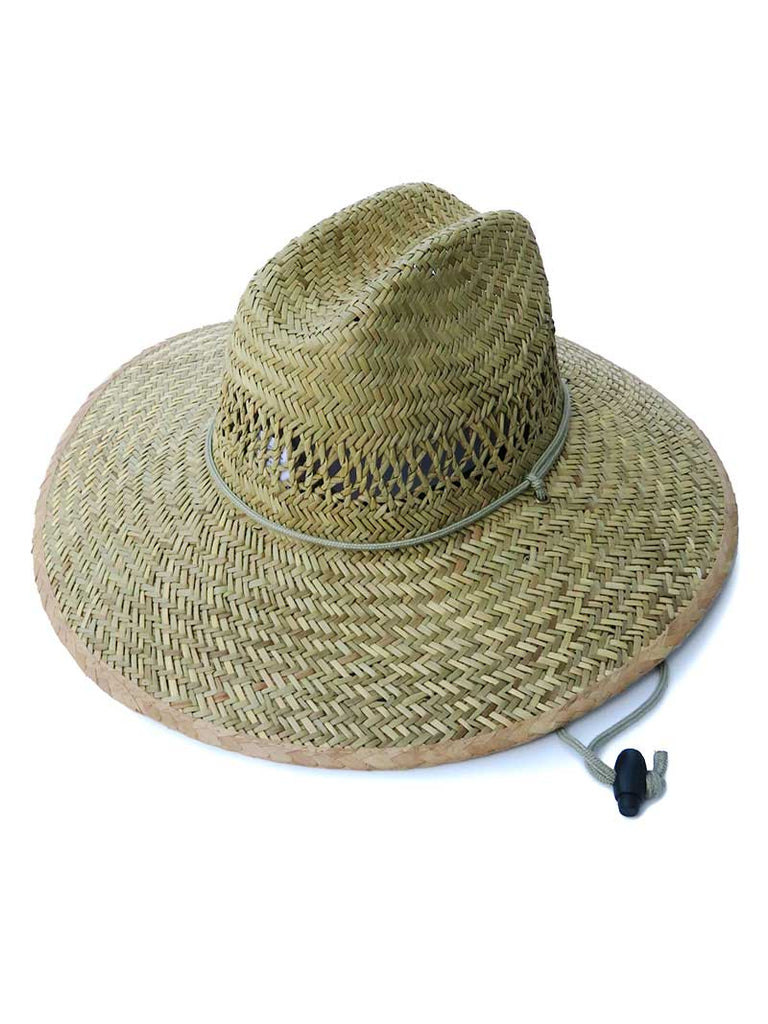 Dorfman Pacific Palm Lifeguard Straw Hat MG6-ASST – J.C. Western® Wear c3db006ccf5