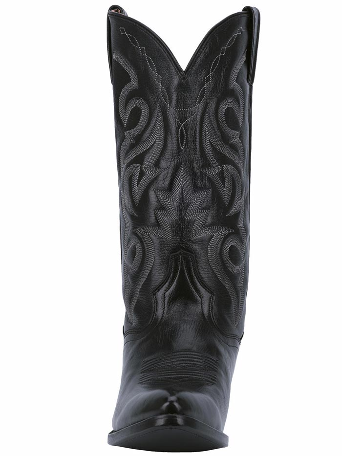 Dan Post DP2110J Mens Milwaukee Western Boot Black Side Fornt