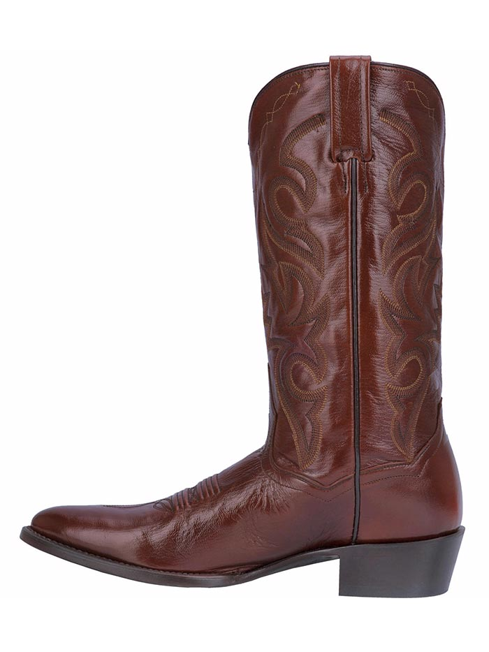 Dan Post DP2111R Mens Milwaukee Western Boot Tan Side Front