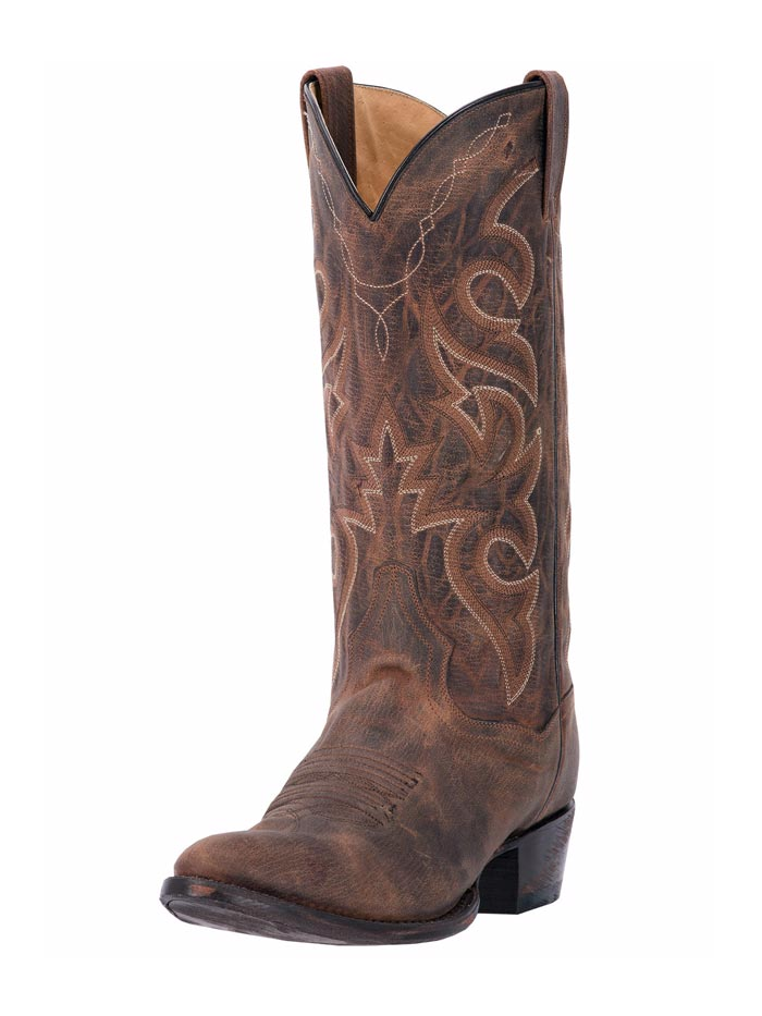 Dan Post DP2159 Mens Renegade Western Boot Bay Apache Side Front