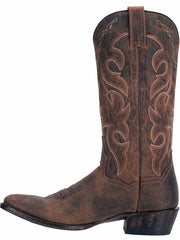 Dan Post DP2159 Mens Renegade Western Boot Bay Apache Left Side
