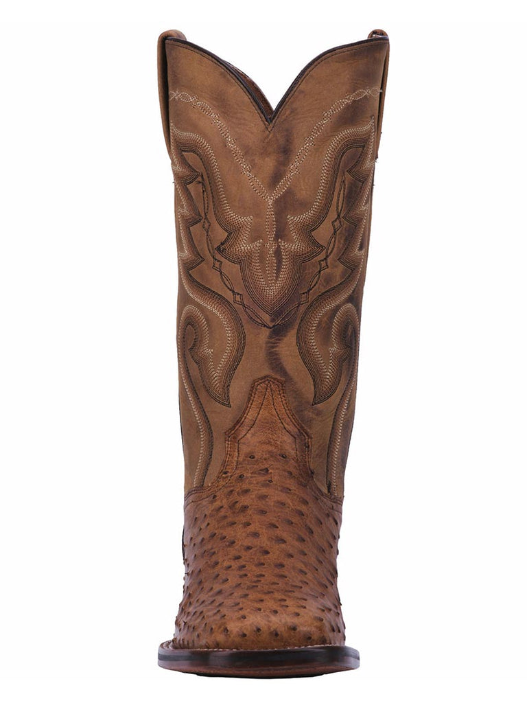 Dan Post Men's Chandler Ostrich Skin Western Boot DP2984