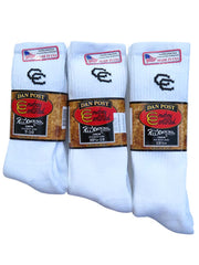 Dan Post Mens All Around Crew Socks DPCBM7 DPCBM 10 DPCBM13