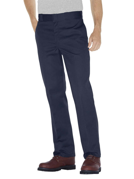 Dickies 874DN Mens Original Traditional Work Pants Dark Navy (D)