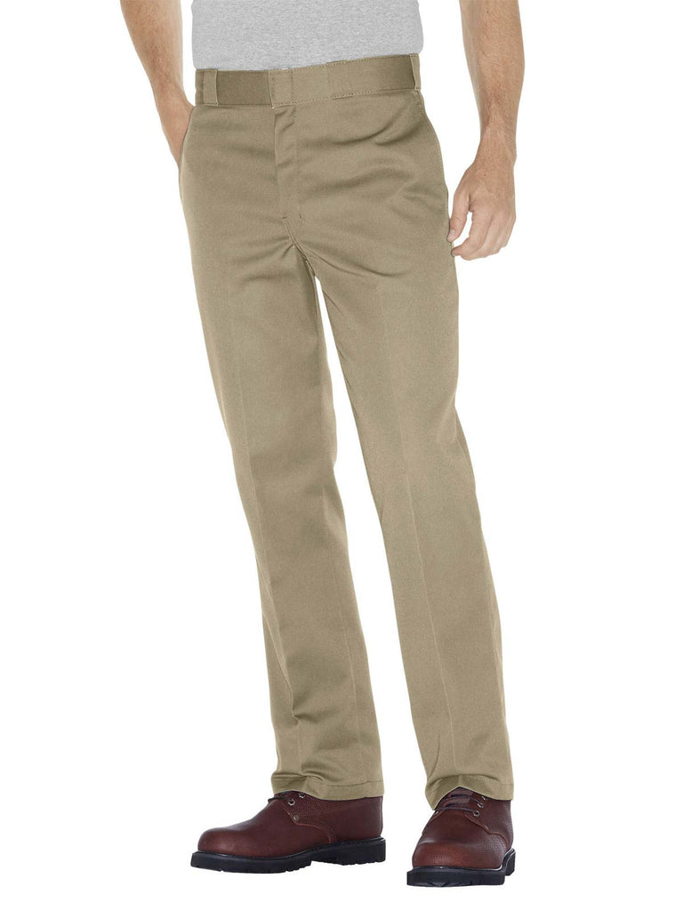 Dickies 874KH Mens Original Traditional Work Pants Khaki (D)