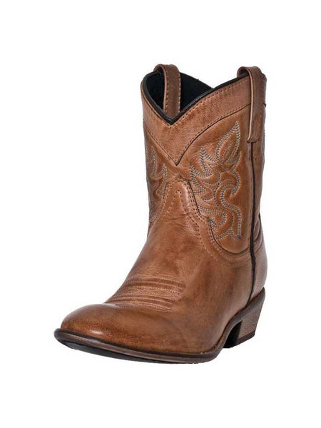 Dingo Womens Willie Western Boot DI862 Antique Tan - B