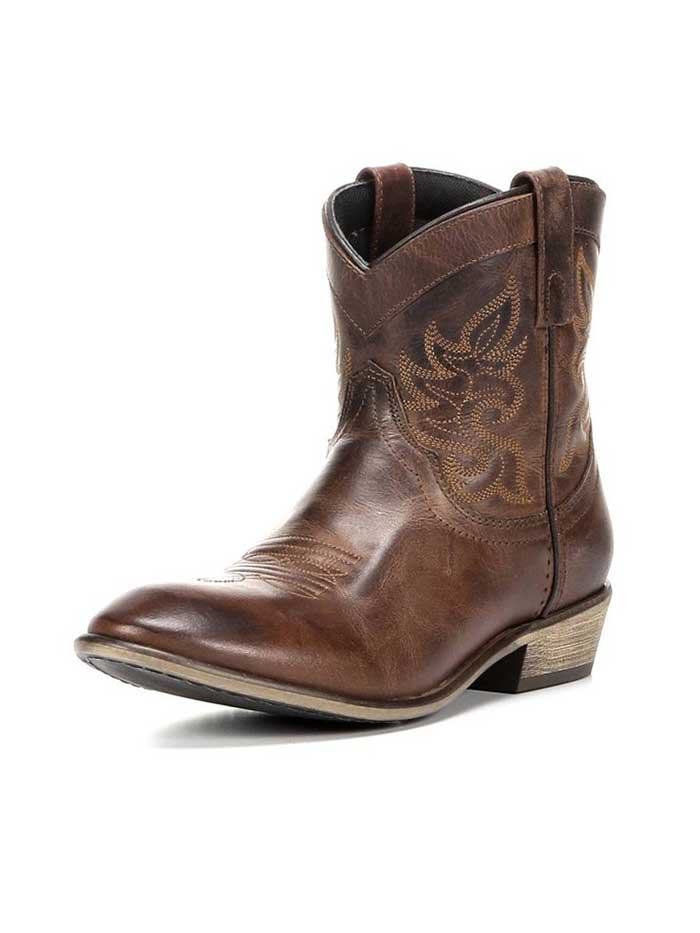 Dingo DI865 Womens Willie Western Boot Brown