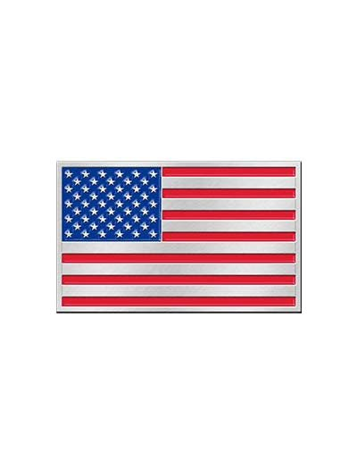 American Flag Patriotic Belt Buckle B0177