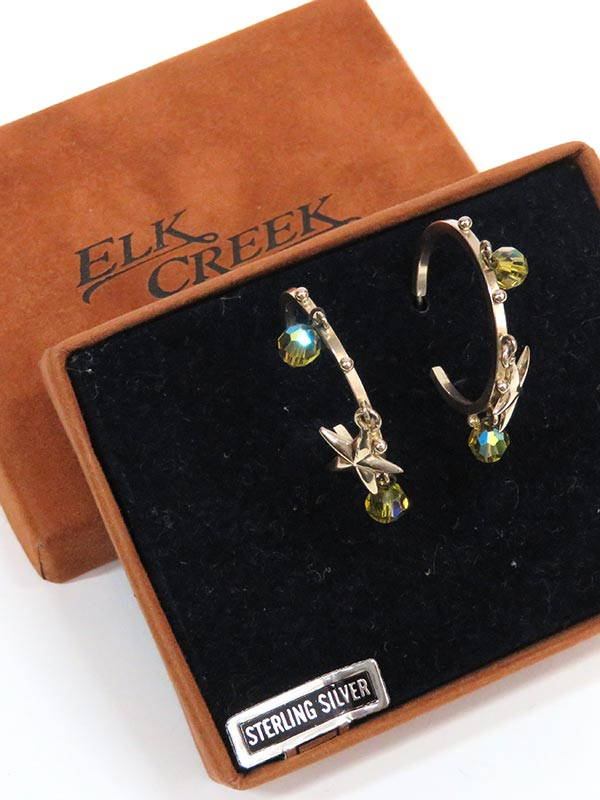 Elk Creek by VoGT Western Charm Earrings EC126